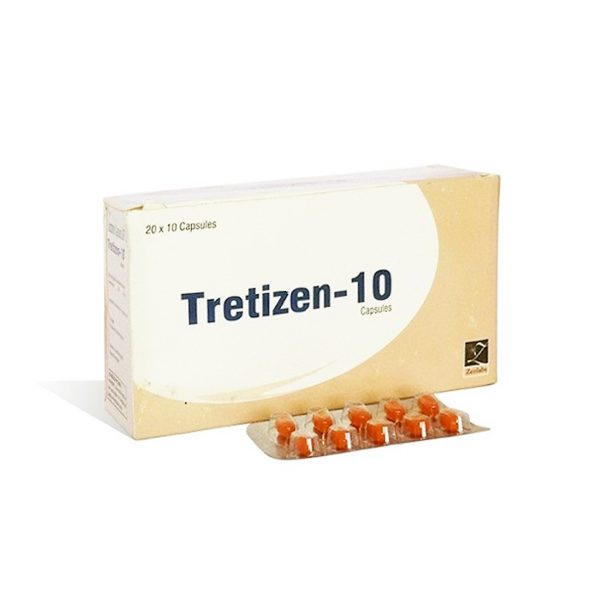 Tretizen 10 for Sale at lakewoodsteroid.com in USA   Isotretinoin  (Accutane) Online